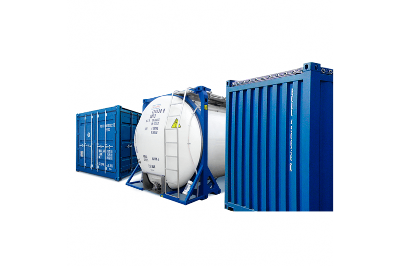 10RF Refrigerated containers 10ft