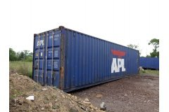 Rent container 40 feet high cube used