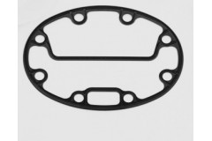 Gasket under the central head, metal (top)