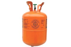 Freon R-404a for a refrigerator container