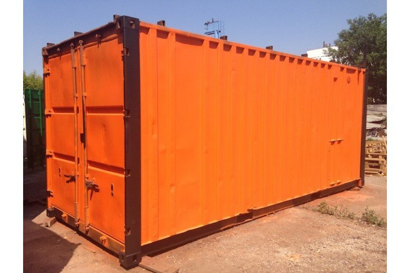 Rent container 20 feet used