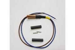 Temperature sensor for mPd console