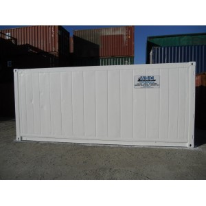 Reefer container 20 feet used