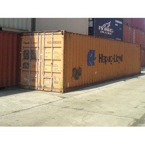 Container 40 feet used