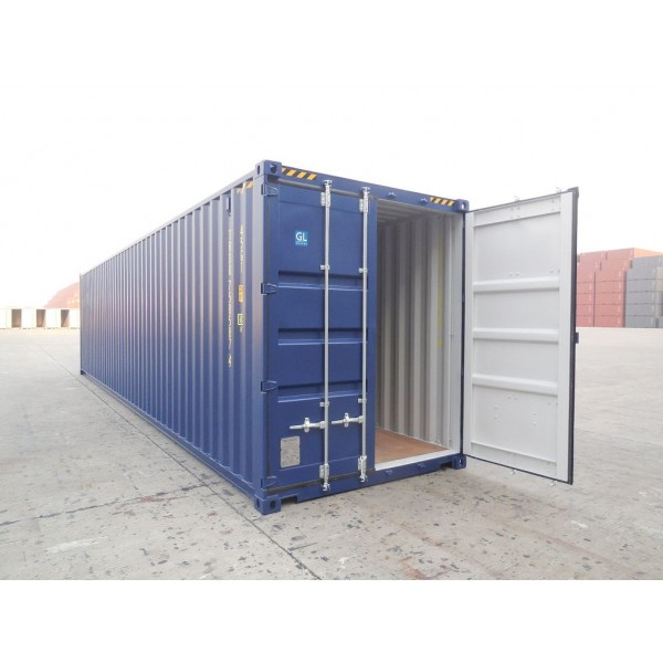 Container 40 feet high cube new